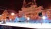 На Красной площади в Москве открылся большой зимний каток