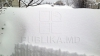 Новые районы заметает снегом, 34 человека заблокированы в двух микроавтобусах, ехавших из Москвы