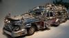 Шофёр из Финляндии собрал экстравагантный лимузин из всевозможного хлама