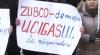 Коммунисты третий день подряд проводят акции протеста перед Генпрокуратурой