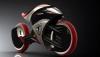 Создан концепт электроцикла Tesla E-Max