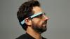 Google Glass передают звук по костям черепа