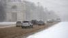 В Кишиневе из-за непогоды произошло более 80 аварий