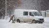 Из-за снегопада заблокированы села Фалештского, Дрокиевского и Сорокского районов