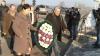 Память Вадима Писаря почтили минутой молчания его родственники, друзья и местные власти села Пырыта
