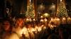 Рождественский сочельник: одни провели его на богослужении, другие - в столичных клубах