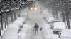 Обильные снегопады, метели и морозы бушуют в Румынии и Украине