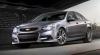 Chevrolet представила мощный седан SS