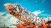 Искусство на заброшенных самолётах в американской пустыне (ФОТО)