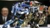 Венгерские робототехники создали роботов-боксёров