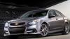 General Motors рассекретил спортивный седан Chevrolet