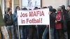 Выборы главы Молдавской федерации футбола проходят на фоне акции протеста болельщиков