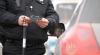 В Бельцах утром штрафовали недисциплинированных водителей