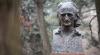Стихи, песни и цветы от официальных лиц государства у бюста Григоре Виеру (ФОТОРЕПОРТАЖ)