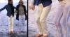 Канадский производитель одежды создал джинсы, меняющие цвет