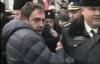 """Коммунисты и полиция """"сцепились"""" сегодня в центре столицы"""