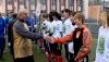 ФФМ организовала товарищеский матч между ветеранами и футболистками