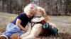 В Польше собака спасла потерявшуюся девочку