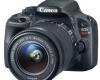 Canon представил самую маленькую и легкую «зеркалку» в мире