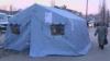 В Кишиневе установят палатки для оказания медпомощи