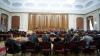 Политический кризис начался 13 февраля, когда ЛДПМ вышла из соглашения об АЕИ