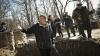 Кишиневский градоначальник и сотрудники мэрии начали весеннюю уборку в столице (ФОТО)