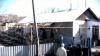 Опора линий электропередач в Оргееве может в любой момент упасть на газопровод