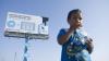 В Перу установлен билборд, преобразующий воздух в воду