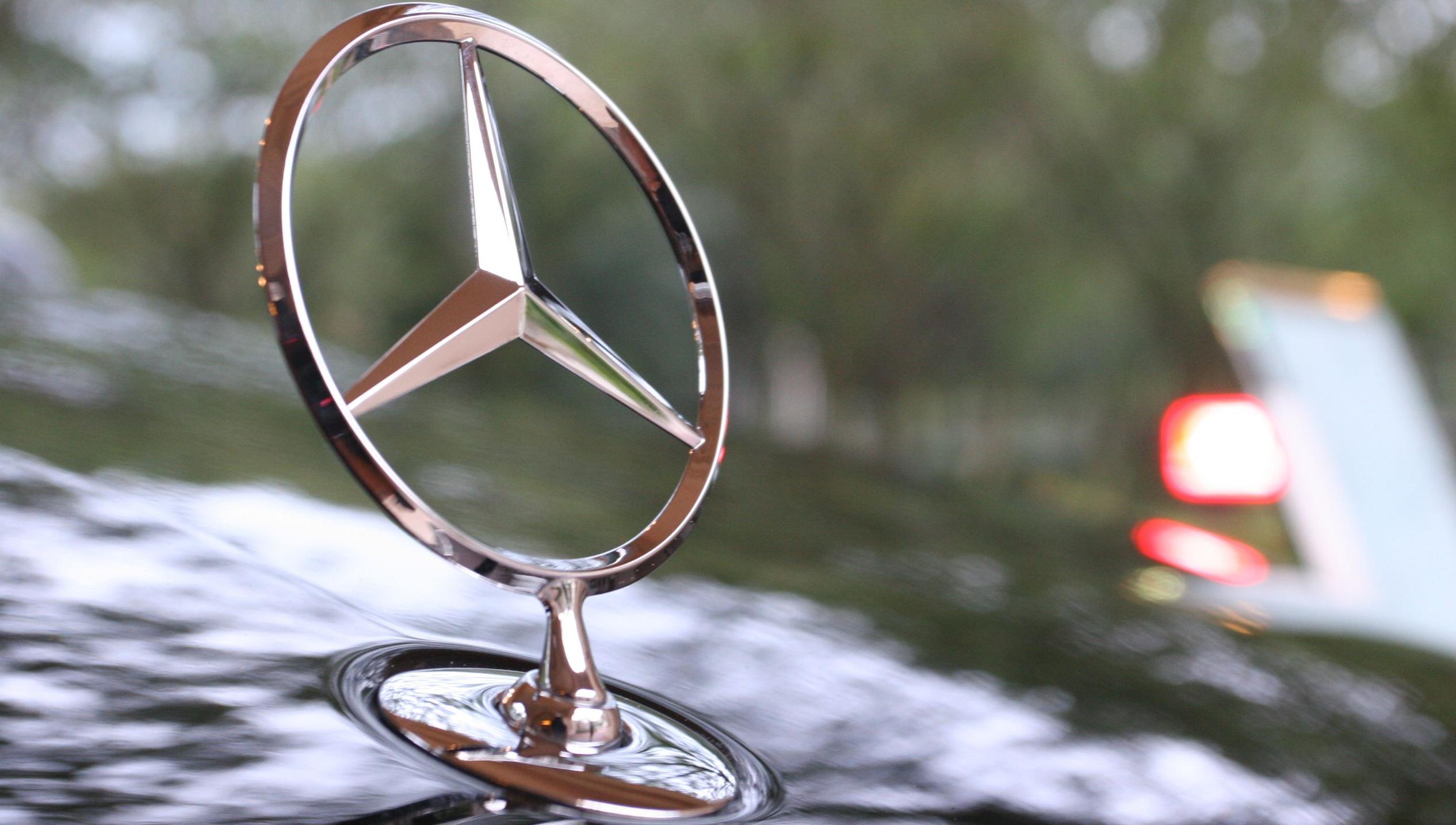 Mercedes-Benz завод скачать