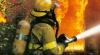 Девятимесячный ребенок, оставленный без присмотра, был спасен при пожаре (ВИДЕО)