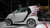 В Шанхае представлен необычный автомобиль Smart
