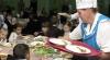 Две трети еды, приготовленной поварами школы села Гринауцы, выбрасывается