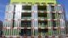 Первое в мире здание с энергией от водорослей открыто в Гамбурге