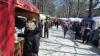 Жителей столицы ждут на пасхальной ярмарке