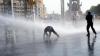 В Стамбуле полиция разогнала слезоточивым газом защитников городского парка