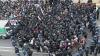 Тысячи граждан протестовали у здания ЕЦБ во Франкфурте