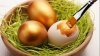 В Великий Четверг хозяйки пекут куличи и красят яйца