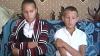 Заветная мечта двух детишек из села Сэрата Ноуэ - обнять маму