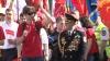 Кишинев отмечает Первомай маршами, митингами и концертами (ВИДЕО)