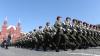 На Красной площади состоится традиционный военный парад, приуроченный ко Дню Победы