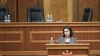 Майя Санду расскажет в парламенте о причинах провальной сессии