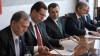 Новая правящая коалиция должна была создать руководящие и рабочие структуры