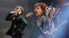 Rolling Stones впервые выступили на музыкальном фестивале в Гластонбери
