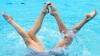 Синхронное плавание под хэви-метал (ВИДЕО)