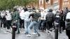 В столице Северной Ирландии третью ночь подряд продолжаются беспорядки