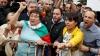 В Софии протестующие заблокировали здание парламента