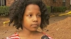 10-летняя американка словила младенца, выброшенного матерью из горящего дома