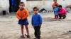 Прибывшие из Румынии цыгане разбили табор в центре Лондона