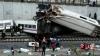 Крушение поезда в Галиссии признано крупнейшим в Испании за последние 40 лет