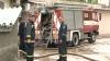 Ливневые дожди затопили подвалы и магазины на столичной улице Каля Ешилор, уровень воды достигал одного метра